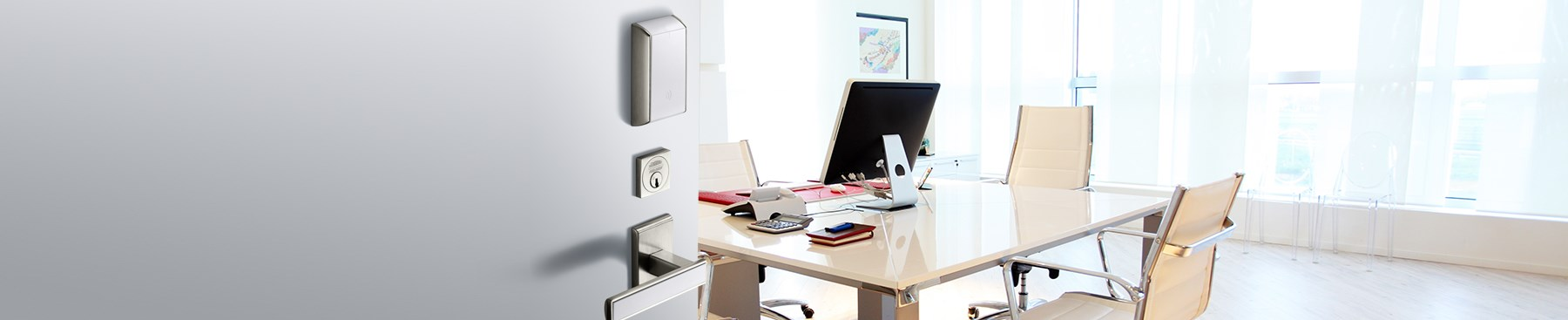 Access Control Solutions from ASSA ABLOY - The global leader in door